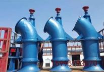 新疆轴流泵